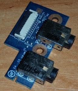 Audio board z HP Probook 4520s