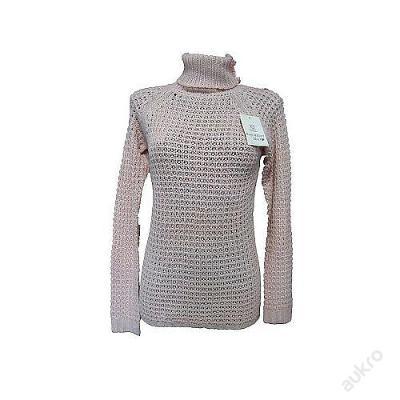 Nový Dámský svetr Honor Millburn - růžový  vel. XL
