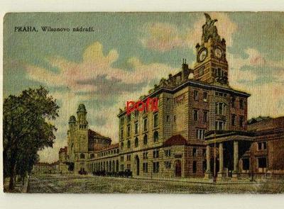 Praha - Wilsonovo nádraží /254775/