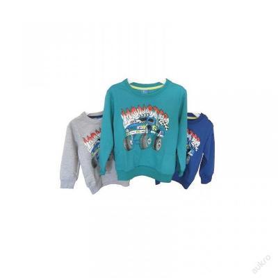 Nové Dětské Triko Niebieski - modrý - vel: 1