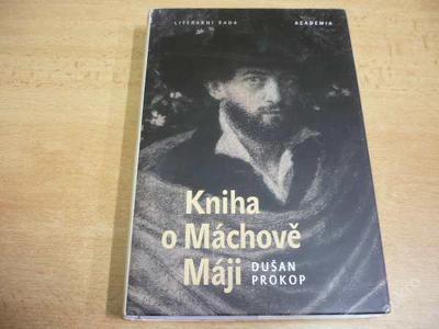 DUŠAN PROKOP - Kniha o Máchově Máji (+ CD)