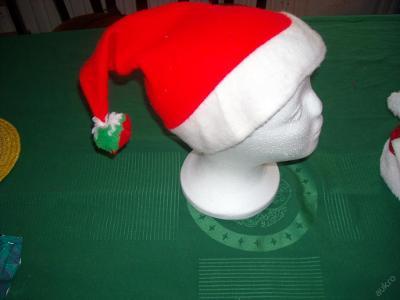 kostým - santovská čepice(23)