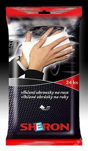 SHERON Ubrousky na ruce 24ks Výprodej!!!