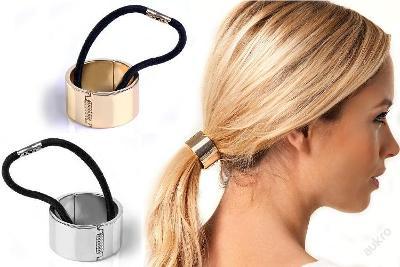 Krása sponka do vlasů _ levně __ 2 barvy zlata SW1