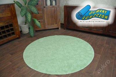 KOBEREC KRUH PRŮMĚR 200 cm SERENADE zelený