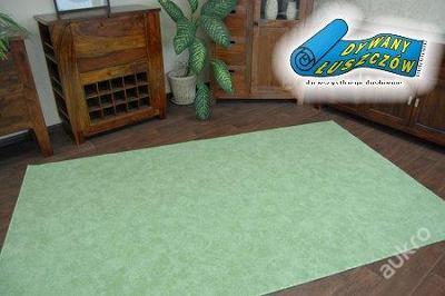 KOBEREC 100x250 cm SERENADE zelený KAŽDÝ ROZMĚR