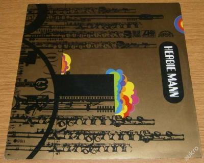 LP- Herbie Mann - Memphis Underground /Perf.stav!