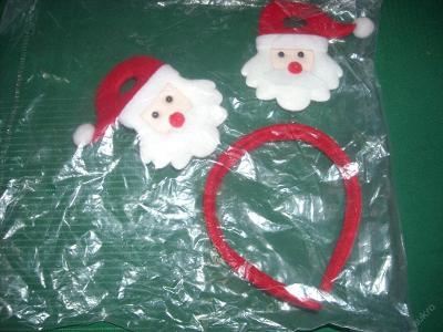 kostým - vánoční čelenka