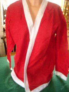kostým - Santa
