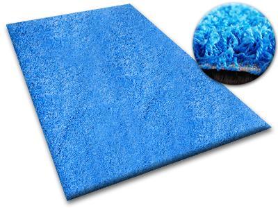 KOBEREC SHAGGY 5cm 80x120 modrý KAŽDÝ ROZ @10235