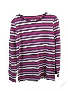 Dětské tričko pruhované - vel: 116