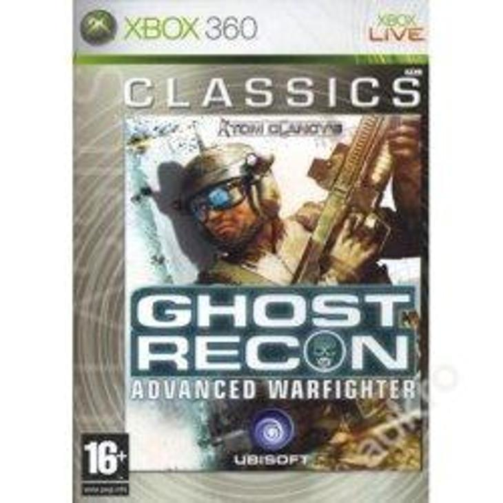 XBOX 360 Ghost Recon: Advanced Warfighter - Hry