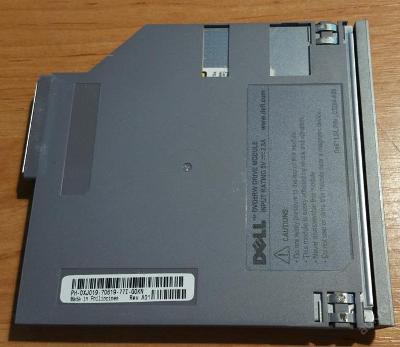 DVD-RW + bay z Dell Latitude D620 PP18L