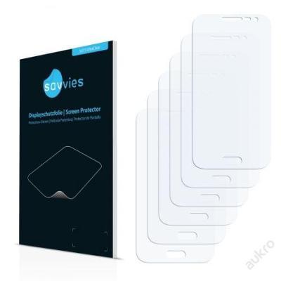 6× Ochranné fólie - Samsung Galaxy Core Prime G360
