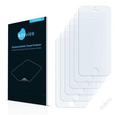 6x Ochranná fólie - Apple iPhone 5