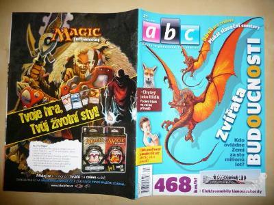 Časopis - ABC - 55. ročník z roku 2010 - číslo 21