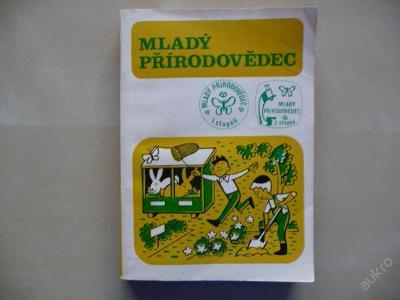 MLADÝ PŘÍRODOVĚDEC - ZÁJMOVÝ ODZNAK - 1983