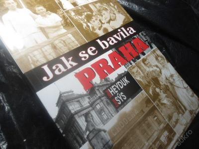 Jak se bavila Praha - šantány hospůdky kabarety !!