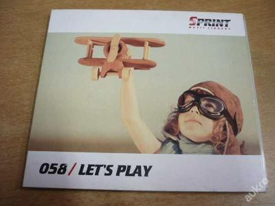 CD SPRT 058 / LET´S PLAY