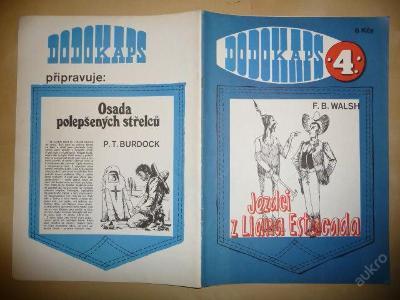 Časopis - DODOKAPS - č. 4./1990 - Jezdci z Llana E