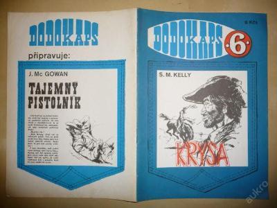 Časopis - DODOKAPS - číslo 6./1990 - Krysa