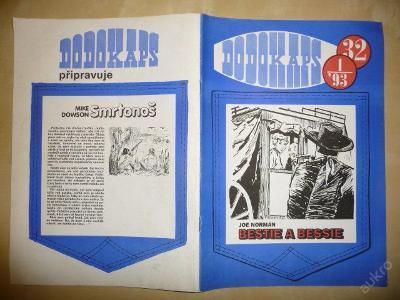 Časopis - DODOKAPS - č.32.(1/1993) - Bestie a Bess