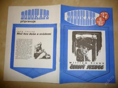 Časopis - DODOKAPS - č.37.(6/1993) - Černý jezdec