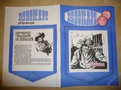 Časopis - DODOKAPS - č.39.(8/1993) - Pobuda