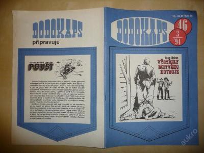 Časopis - DODOKAPS - č.46.(3/1994) - Výstřely mrtv