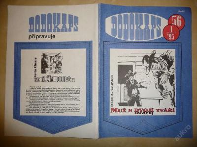 Časopis - DODOKAPS - č.56.(1/1995) - Muž s dvojí t