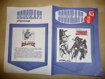 Časopis - DODOKAPS - č.65.(10/1995) -Krvavá pomsta