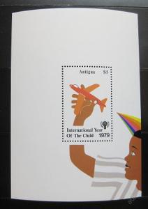 Antigua 1979 Mezinárodní rok dětí SC# 541 0103