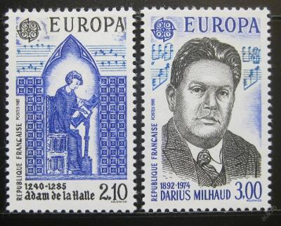 Francie 1985 Europa CEPT SC# 1974-75 0315