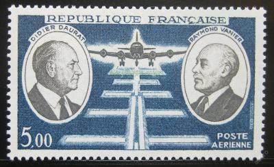Francie 1971 Průkupníci letectví SC# C45 0315