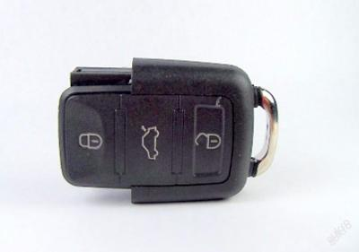 KLÍČ  Volkswagen, škoda, seat,audi, 3  tlačítka
