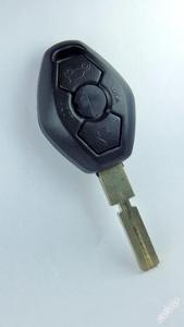 KLÍČ BMW 3 tlačítka