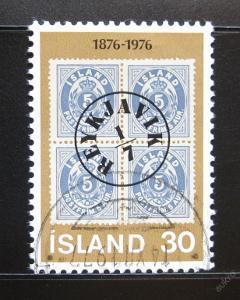 Island 1976 Známky SC# 492 0083