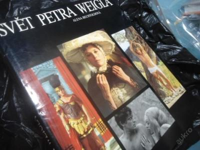Svět Petra Weigla (A4) Weigl divadlo film balet / SLEVA