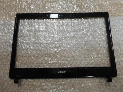 Rámeček displaye z Acer Aspire One Q1VZC POŠKOZE