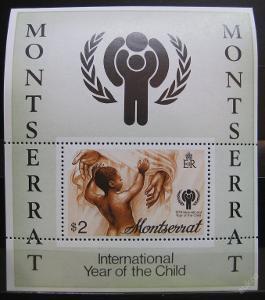 Montserrat 1979 Mezinárodní rok dětí SC# 405a 0144