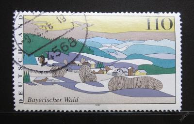 Německo 1997 Bavorský les Mi# 1943 0108