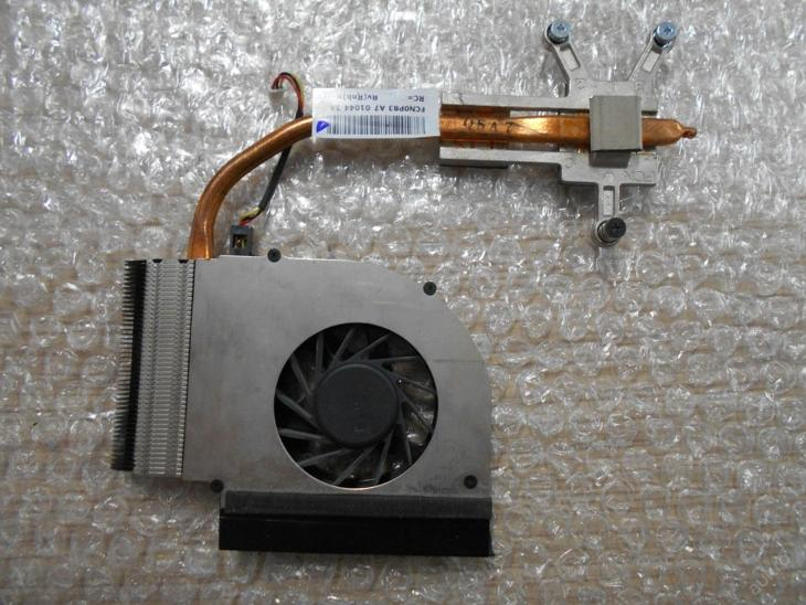 Ventilátor + chlazení F8Q6 HP Presario CQ61-310E - Notebooky, příslušenství