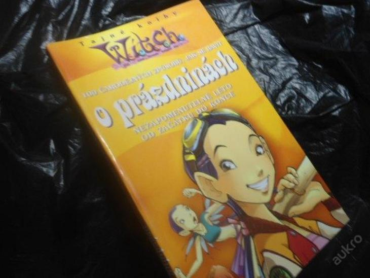 Tajné knihy Witch 100 čaroděj.způsobů  prázdniny - Knihy