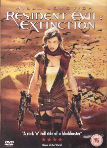 Resident evil:Extinction DVBO1)