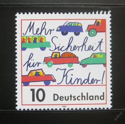 Německo 1997 Bezpečnost pro děti Mi# 1954 0259