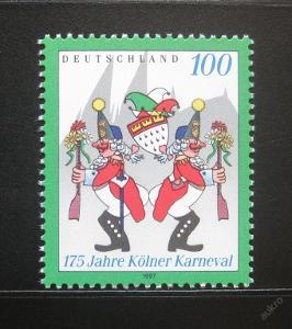 Německo 1997 Karneval v Cologne Mi# 1903 0258