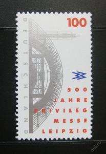 Německo 1997 Lipský veletrh Mi# 1905 0258