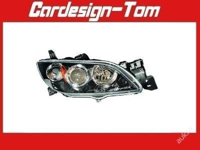Světlo Světla přední MAZDA 3, 10.03-07.09 sedan
