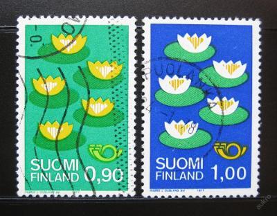 Finsko 1977 Skandináv. spolupráce Mi# 803-04 0457