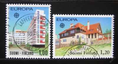 Finsko 1978 Evropa CEPT Mi# 825-26  8€ 0457